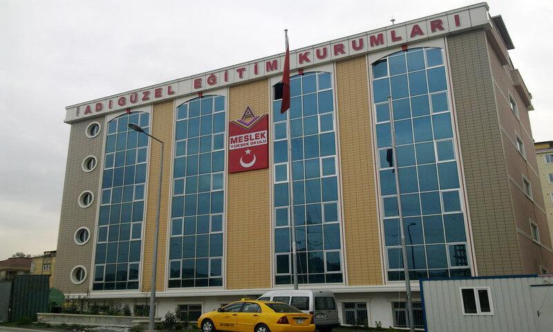 Ataşehir Adıgüzel Meslek Yüksekokulu