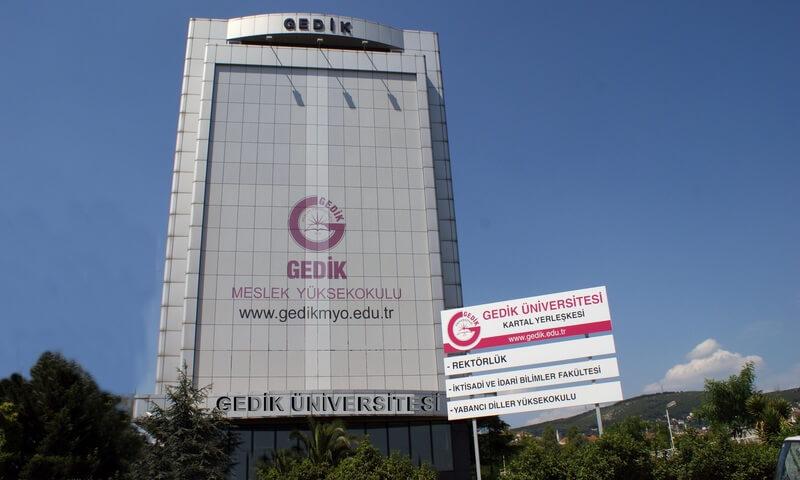 Gedik Üniversitesi